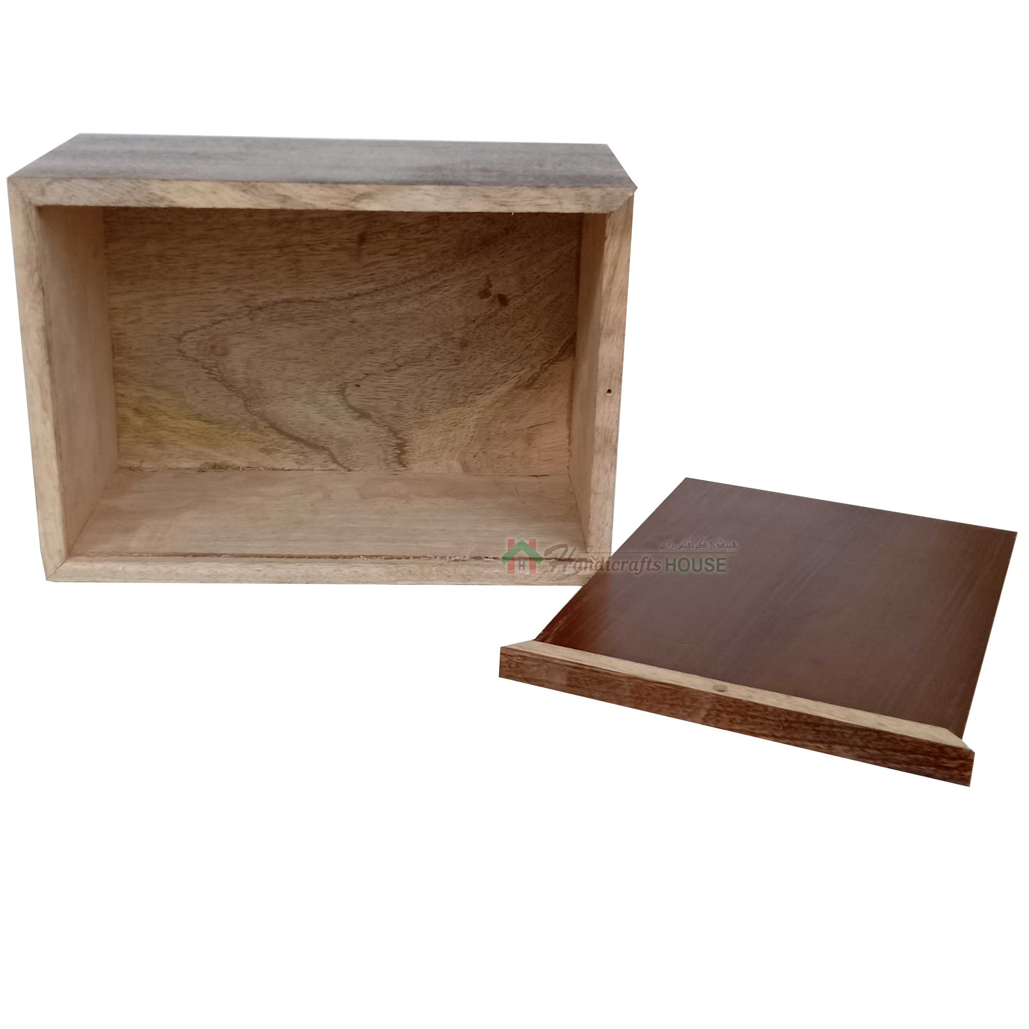 Hands Engraving Rose Flower Wooden Cremation Urns, Wood Funeral Urn for Human or Pet Ashes Adult - Hardwood Memorial Large Box for Loved One