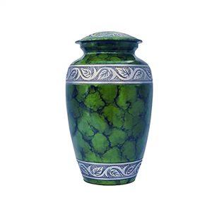 handmade cremation urn
